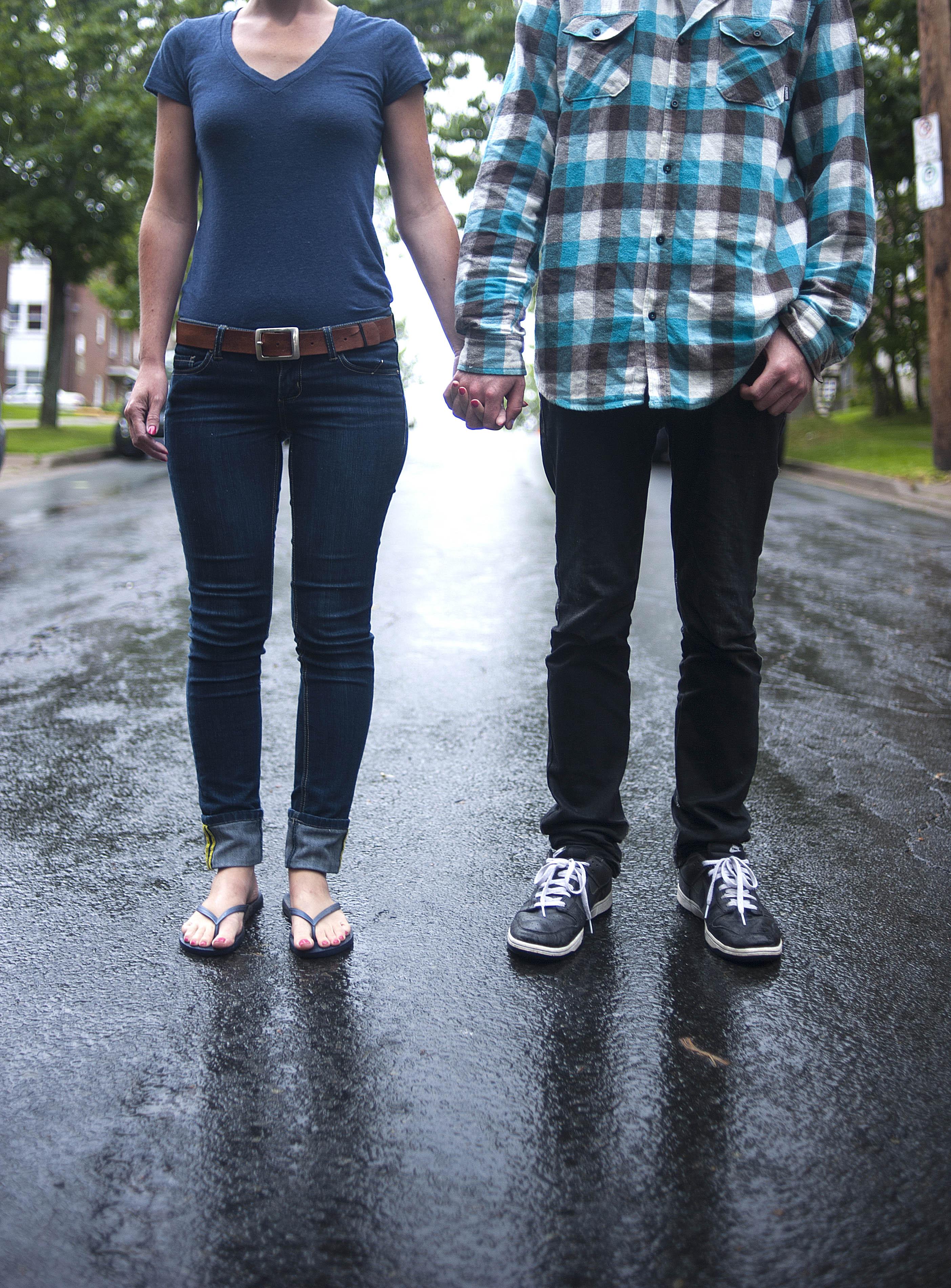 Campus dating - by Angela Gzowski