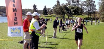 Cross-country squads bumped to second place