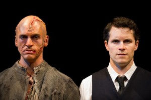 Frankenstein. Photo courtesy Neptune Theatre.