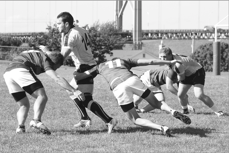 Photo from last weekend's game by Karen Boehmer.