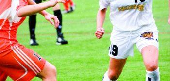 Women's soccer perched among AUS elite