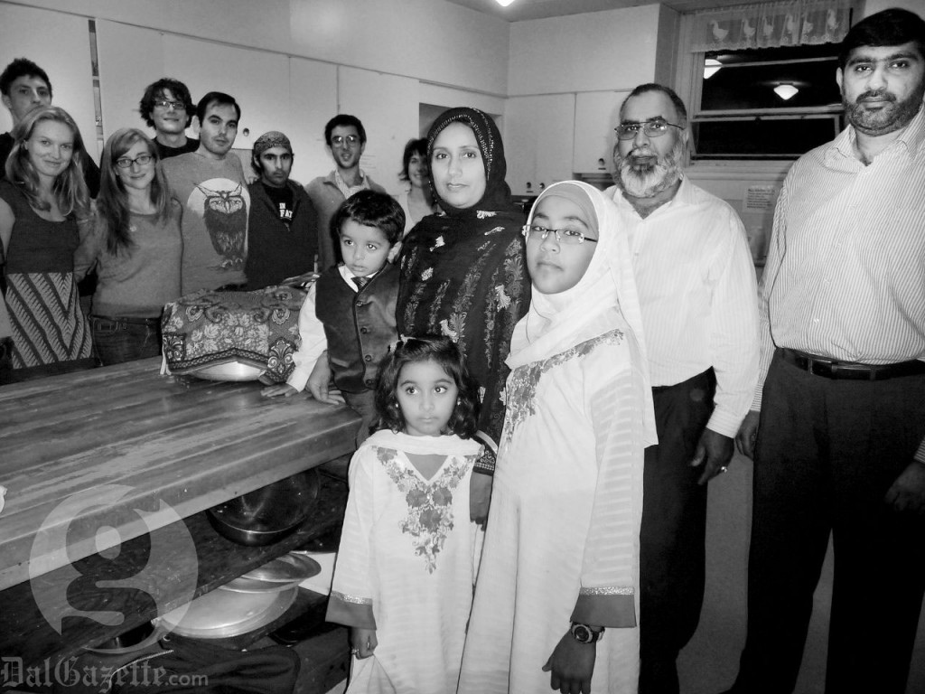 Chaudhry family: a part of the community. Photo by Katrina Pyne