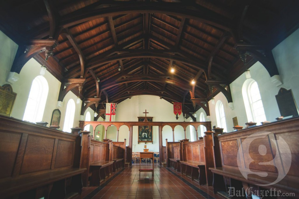 King's Chapel. Photo by Angela Gzowski