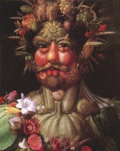 Vertemnus by Giuseppe Arcimboldo, 1591