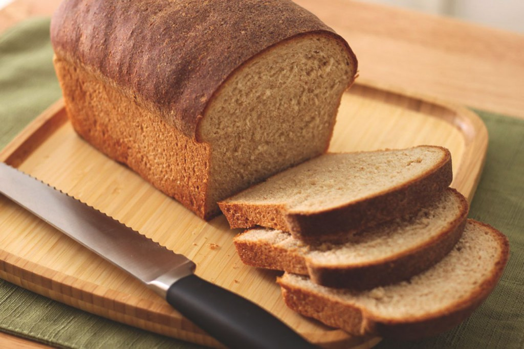 Bread From Scratch. Photo by Emily Carlin via Flickr