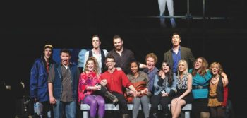Local production of RENT a great success
