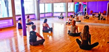 Serpentine Studios: Halifax's new home for belly-dancing