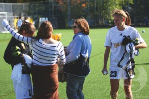 Women's soccer 2. Photo by Ian Froese