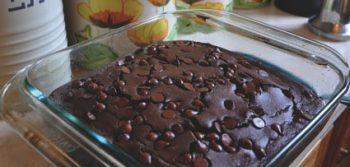 Semi-healthy surprisingly delicious brownies