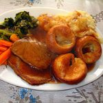 Sunday Roast. Photo supplied via Wikipedia.