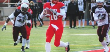 Acadia ends Saint Mary's football reign