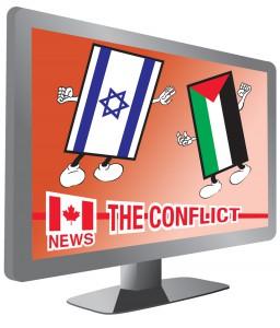 Israel-Palestine.