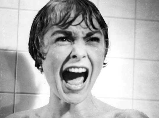 Psycho. Photo courtesy of Universal Pictures