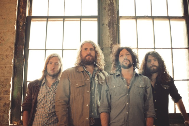 The Sheepdogs. Supplied photo by Alex Kirzhner