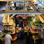 A farm stand at the Halifax Seaport Market