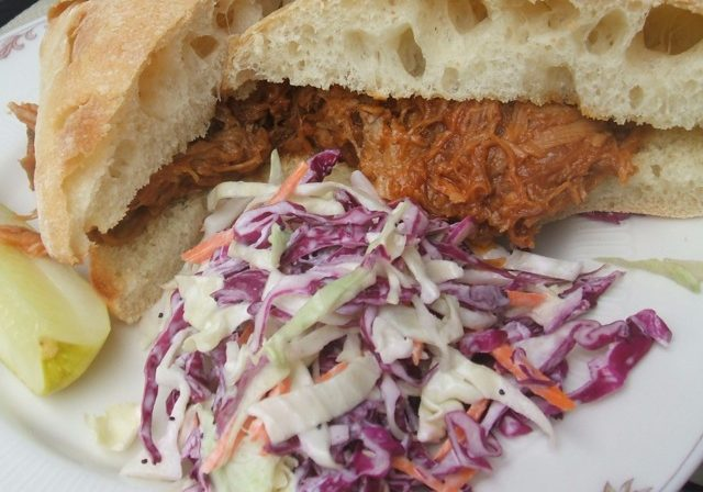 Recipe: Homemade pulled pork sandwiches