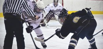 Tigers out-claw Huskies in hockey clash
