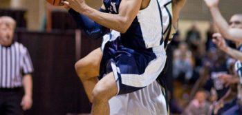 Men's basketball challenging league's elite