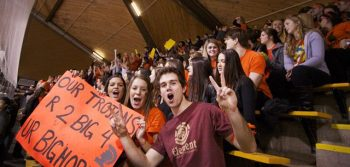 Trojans win on record-breaking night for IWK charity