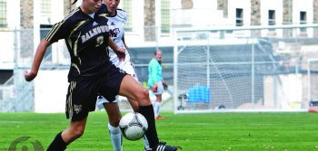 Women's soccer without a loss