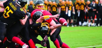 Tigers football only musters two points