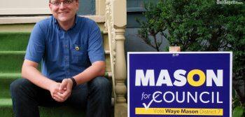 Q&A: Waye Mason