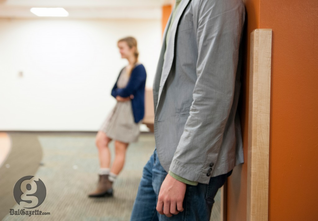 Where is the line between personal and professional in student-professor relationships? (Chris Parent photo)