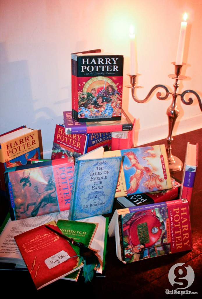 JK Rowling's career should have been dead long before the publication of her new novel. (Alice Hebb photo)