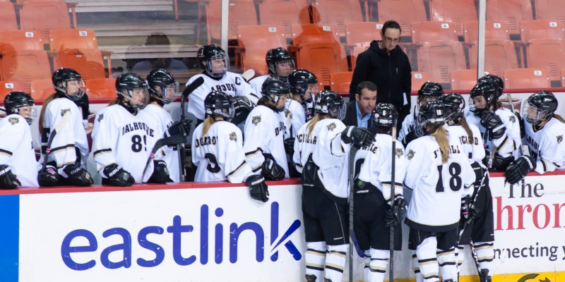 The Tigers want to keep their focus on the ice amid hazing allegations. (Chris Parent photo)