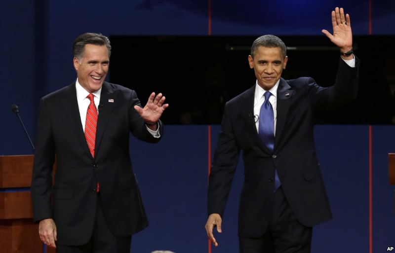 The candidates need another way to test their knowledge. (Photo from Voice of America)