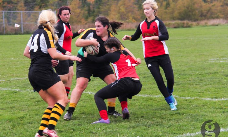 Women's rugby wins championship
