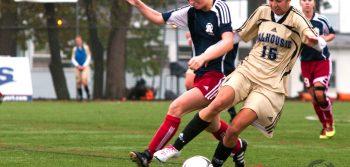 Women's soccer coach frustrated despite win