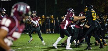 Holland College stuns Dalhousie in football semi final