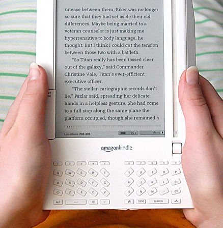 The shame of e-books