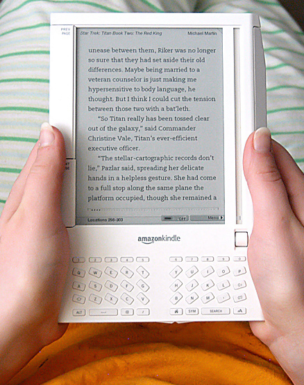 E-books can be functional, but they don't truly replicate the reading experience. (Photo supplied)