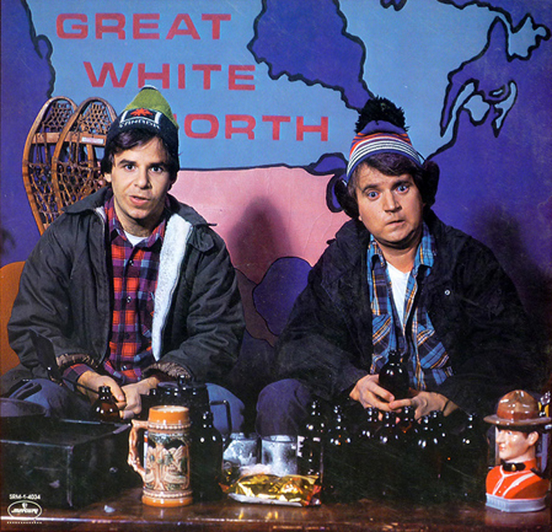 Canada's most famous hosers will be watching the Grey Cup. Beauty, eh? (Photo supplied)