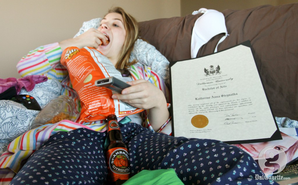Our generation is struggling to deal with failed post-grad expectations. (Bryn Karcha photo)