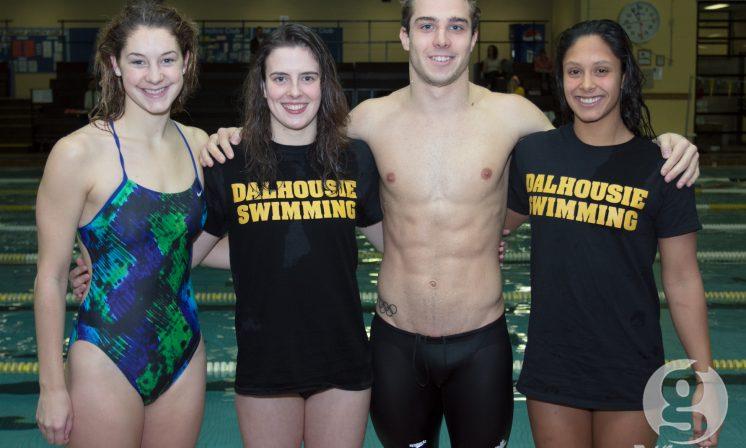 Dal swimmers smash records