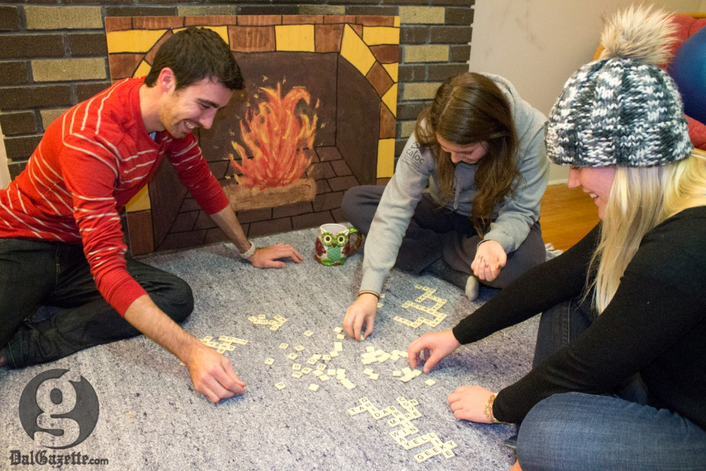 Drinking isn't the only indoor activity available over a Halifax winter. (Adele van Wyk photo)