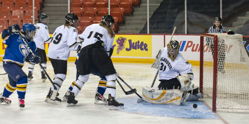 Dal's Women's hockey team released a statement Friday, Jan. 4. (Chris Parent photo)