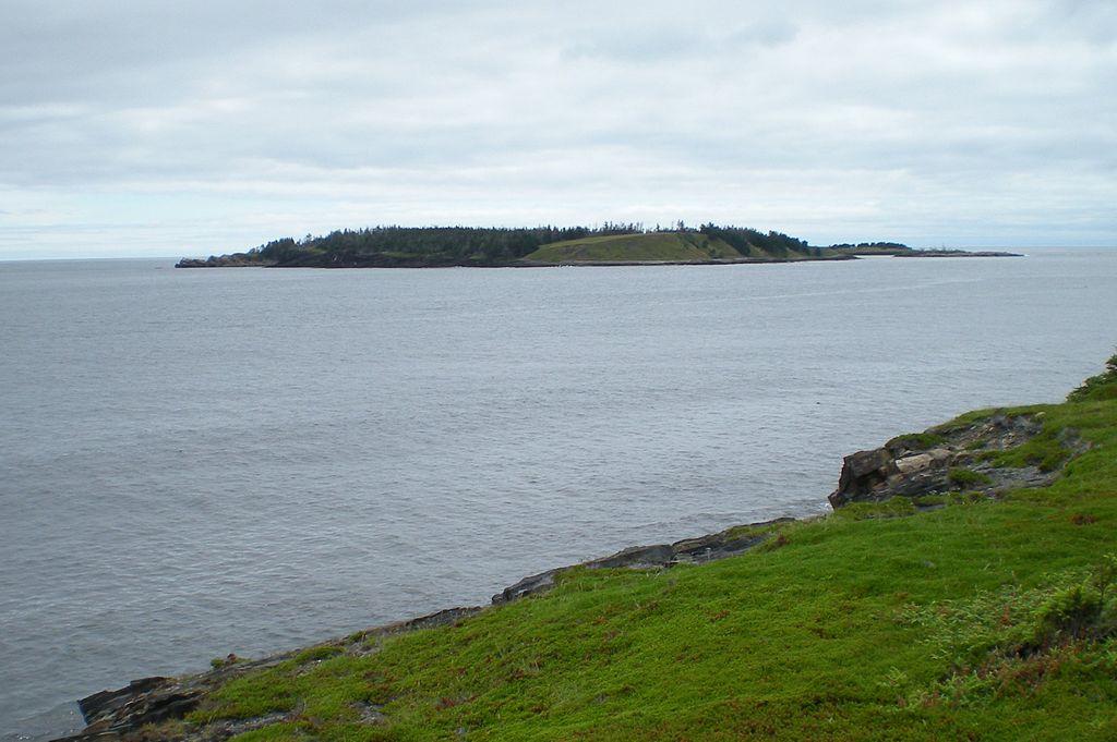 Ironbound Island. (Photo by SimonP via Wikimedia Commons)
