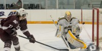 Ryan Hillier had two tallies in Saint Mary's 6-2 win Feb. 1. (David Munro photo)