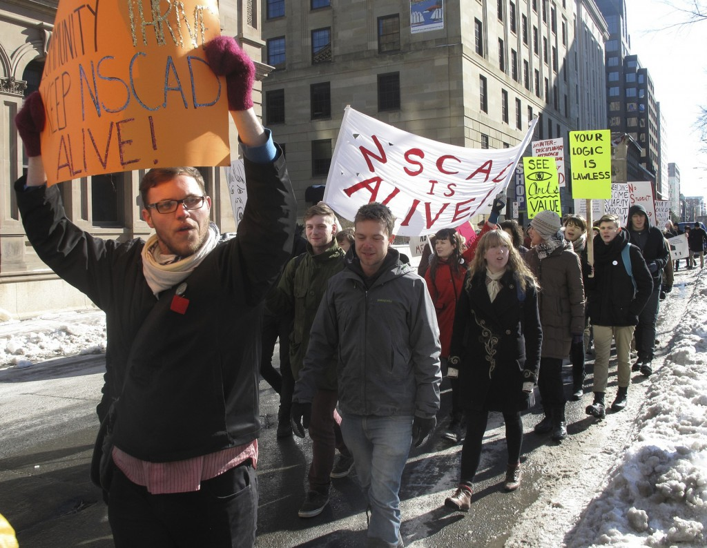 This author thinks any solution that prevents a NSCAD closure is preferable. (Photo supplied)