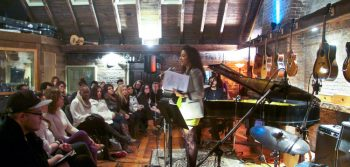 Wham, bam, thank you (poetry) slam