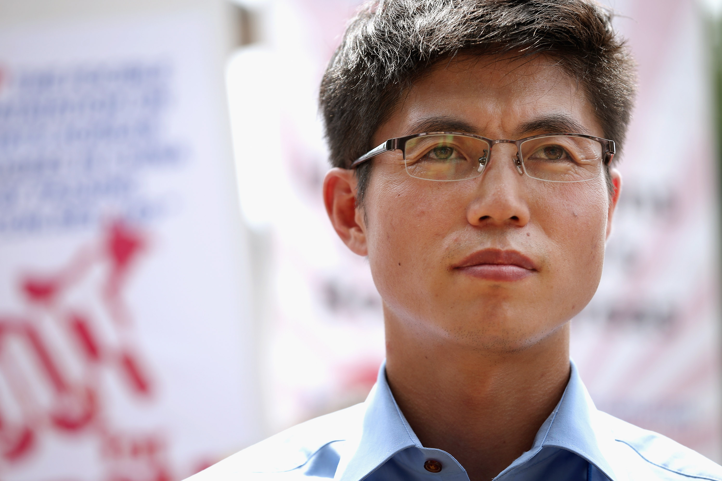 Dong-hyuk spent three days in Halifax. (Photo via the Foreign Policy Initiative)