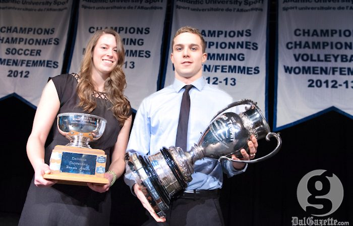 Rieka Santilli, David Sharpe garner top Dal athlete awards