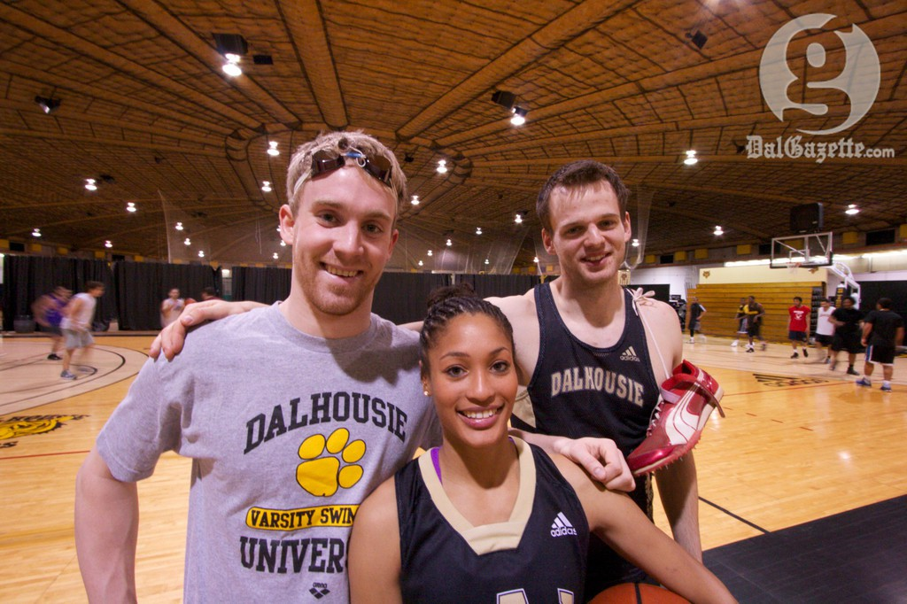 A list of Dalhousie's over 40 graduating athletes is available under this story. (Alice Hebb story)