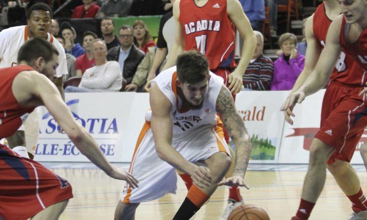 Cape Breton tops AUS basketball