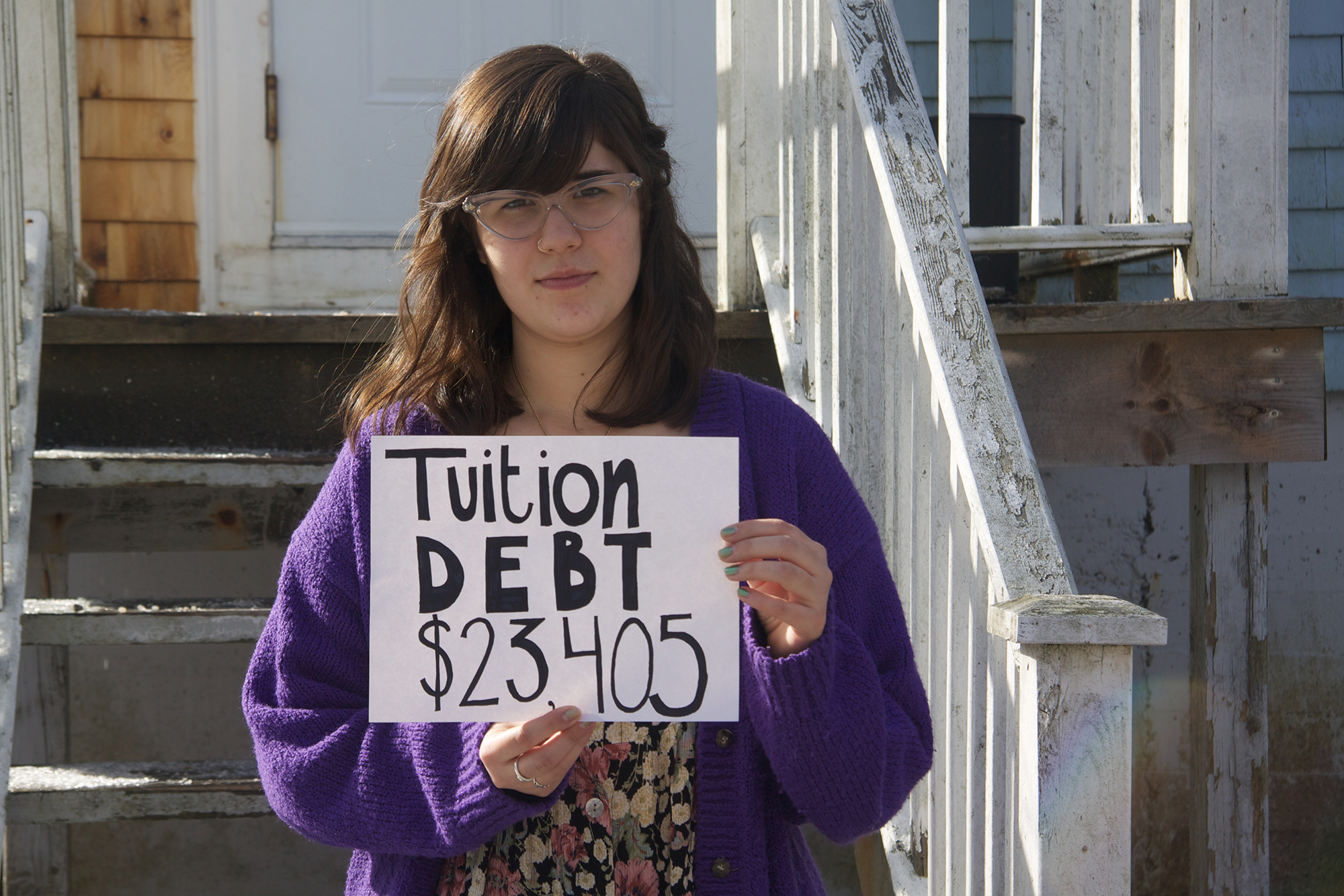 Tuition debt is a problem. Will eradicating interest from student loans help? (photo by Adelevan Wyk)