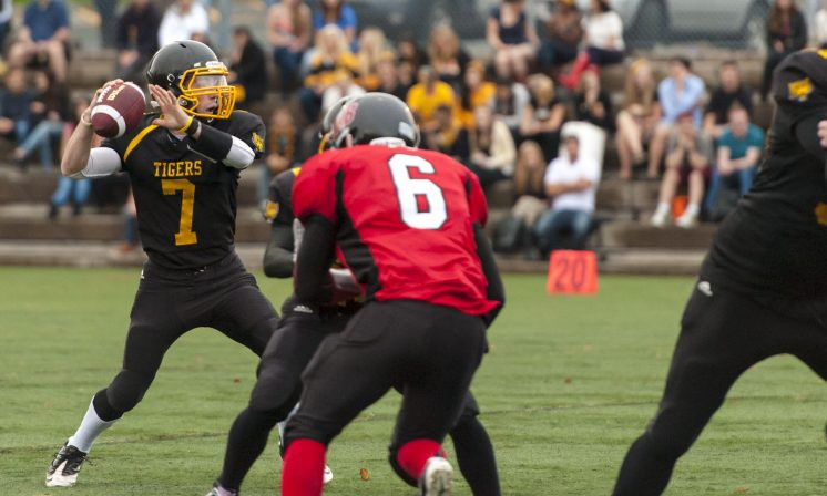 The Water Cooler: The Gazette debates the future of Dalhousie football